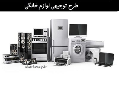 Photo of طرح توجیهی تولید انواع لوازم خانگی